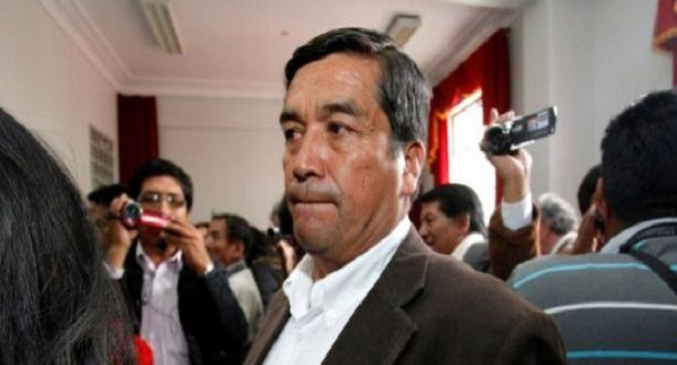 El congresista Benicio Ríos se encuentra prófugo de la justicia. (Foto: Agencia Andina)
