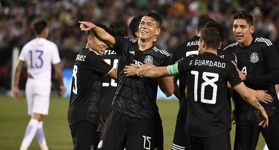 México enfrenta este martes a Paraguay en Santa Clara, en partido amistoso FIFA. (Foto: AFP)