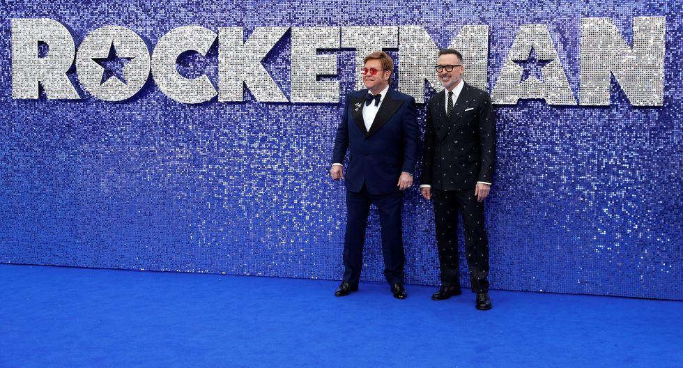 """Elton John rechaza y critica la censura de """"Rocketman"""" en Rusia. (Foto: AFP)"""