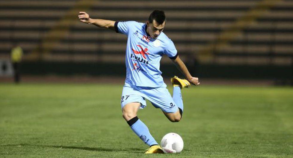 Iván Santillán es jugador de Real Garcilaso desde el 2012. (Foto: Fernando Sangama / GEC)
