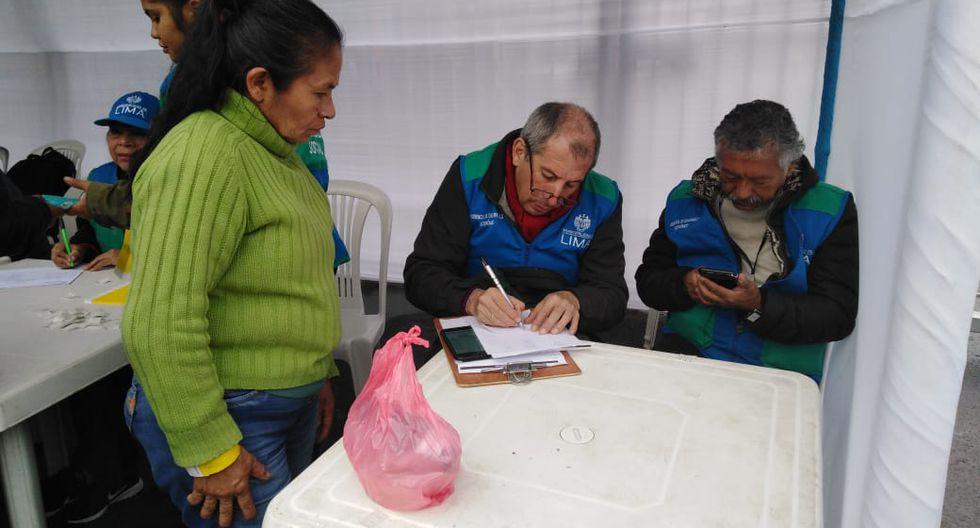 Los 2.400 puestos están ubicados en galerías y mercados del Cercado de Lima. (Foto: Difusión)