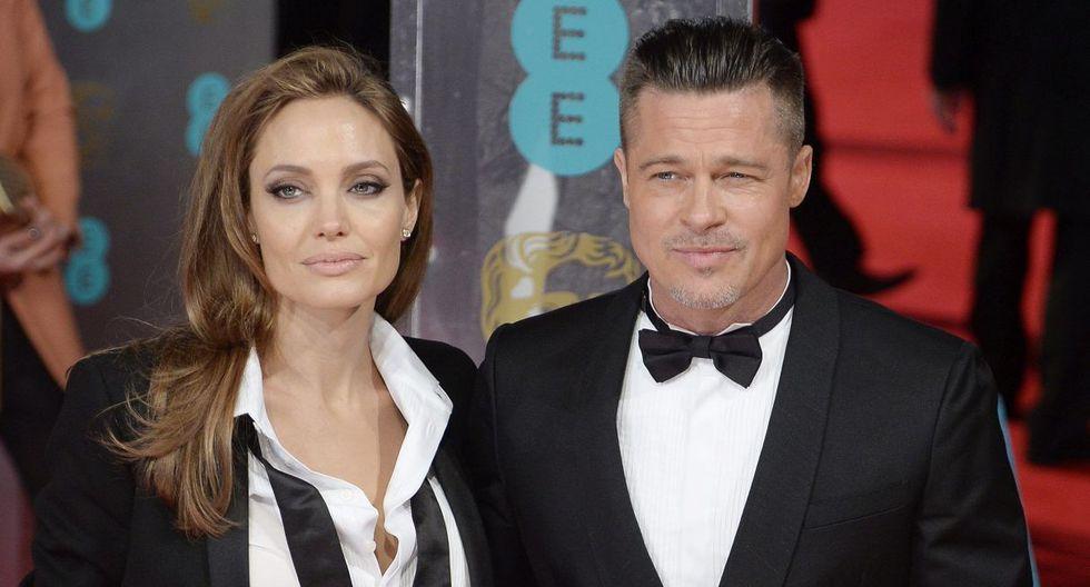 Angelina Jolie y Brad Pitt se volverán a ver las caras en el juicio por la custodia de sus seis hijos, que se iniciará el próximo 4 de diciembre. (Foto: EFE)