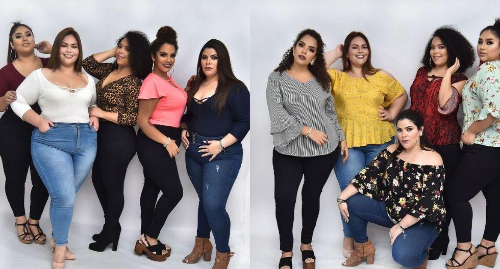 """Plus Size Fashion Showroom"": marcas para chicas de tallas grandes"