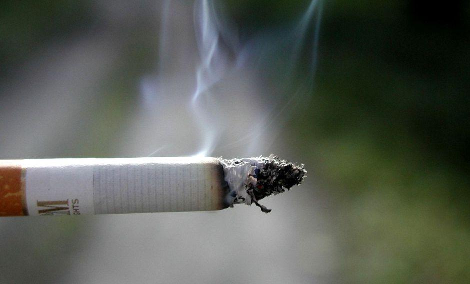 El tabaquismo es la adicción a la nicotina, que se caracteriza por su consumo compulsivo. (Foto: Pixabay)