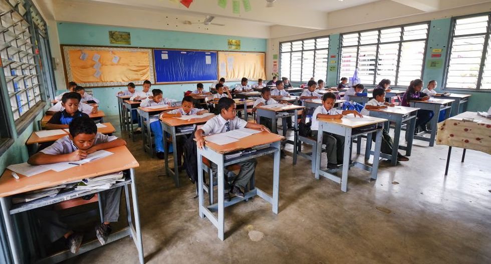 El caso ocurrió en una escuela de una zona rural. (Foto referencial: Shutterstock)