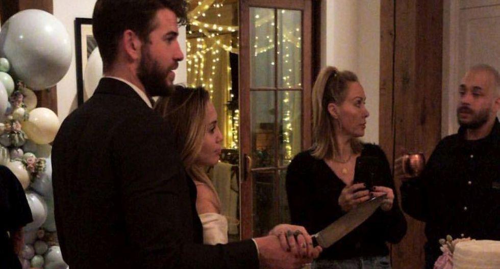 Estas fotografías confirmarían la noticia de la unión entre Liam y Miley. (Foto: Instagram)
