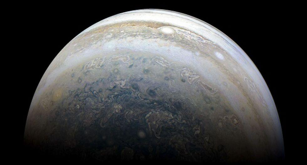 El próximo 10 de junio será el mejor día para ver Júpiter en el cielo terrestre. (Foto: AFP)
