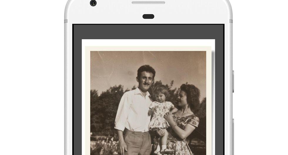 Aprende cómo digitalizar todas tus fotos impresas con esta app de Google. (Foto: Google)