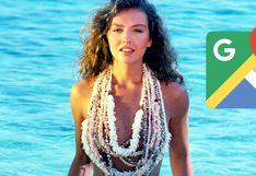 Google Maps te muestra la paradisíaca playa donde Thalía grabó 'Marimar'