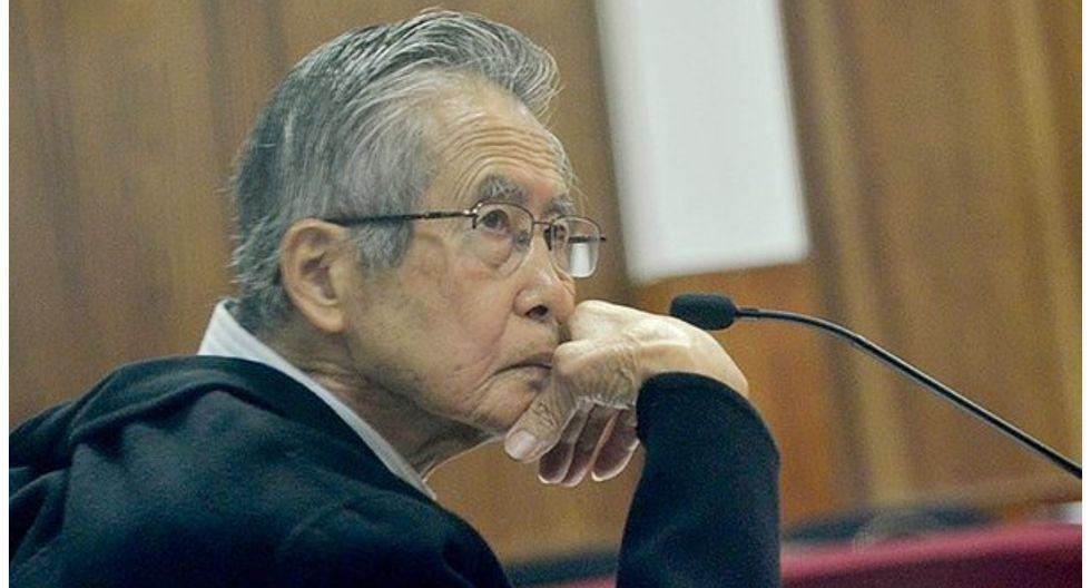 Alberto Fujimori presenta dificultades para respirar y comunicarse, según indicó su médico Alejandro Aguinaga.