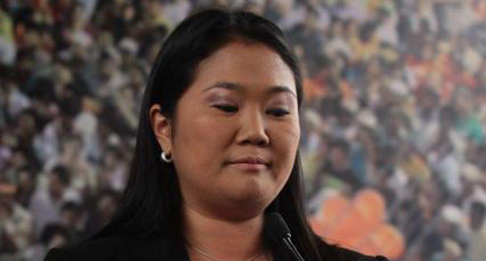 Keiko Fujimori cumple 18 meses de prisión preventiva en el penal Anexo de Mujeres de Chorrillos. (Foto: GEC)