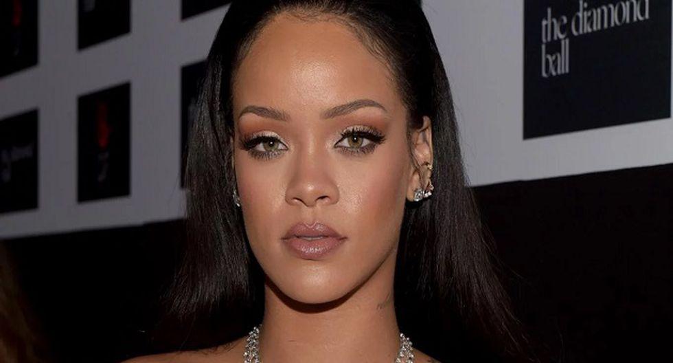 El sujeto fue encontrado por la asistente de Rihanna (Foto: Medios)