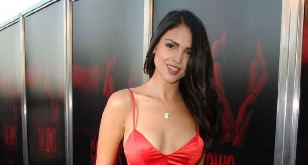 Eiza González compartiría roles con uno de los protagonistas de la cinta. (Foto: EFE)