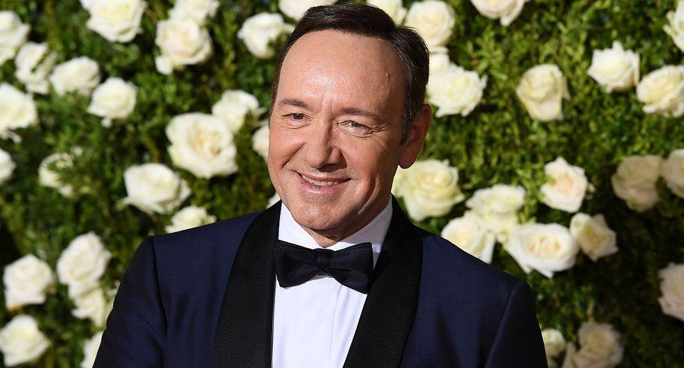 Falleció el masajista que demandó a Kevin Spacey por agresión sexual en 2018. (Foto: AFP)