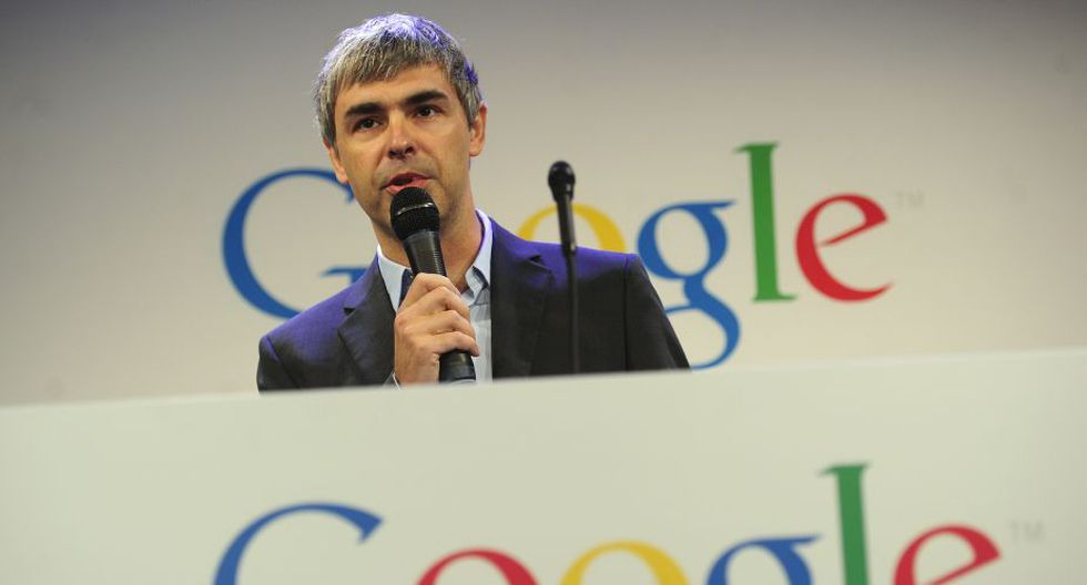 Tras él están los fundadores de Google, Larry Page (33.400 millones) y y Sergey Brin (32.800 millones). (Foto: AFP)