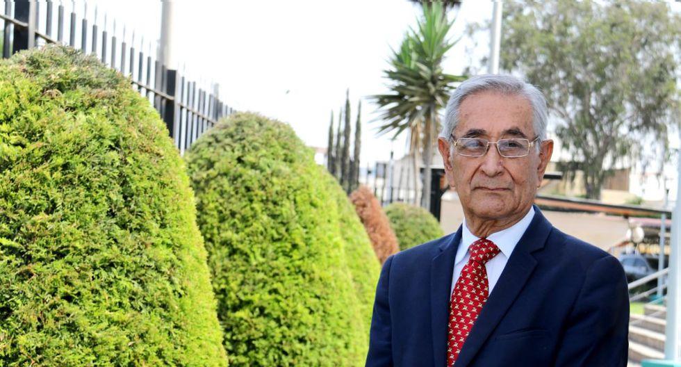 Oswaldo Delfín Zegarra asumió cargo de Superintendente de la Sunedu en adición a sus funciones de Asesor II de la referida entidad. (Foto: difusión)