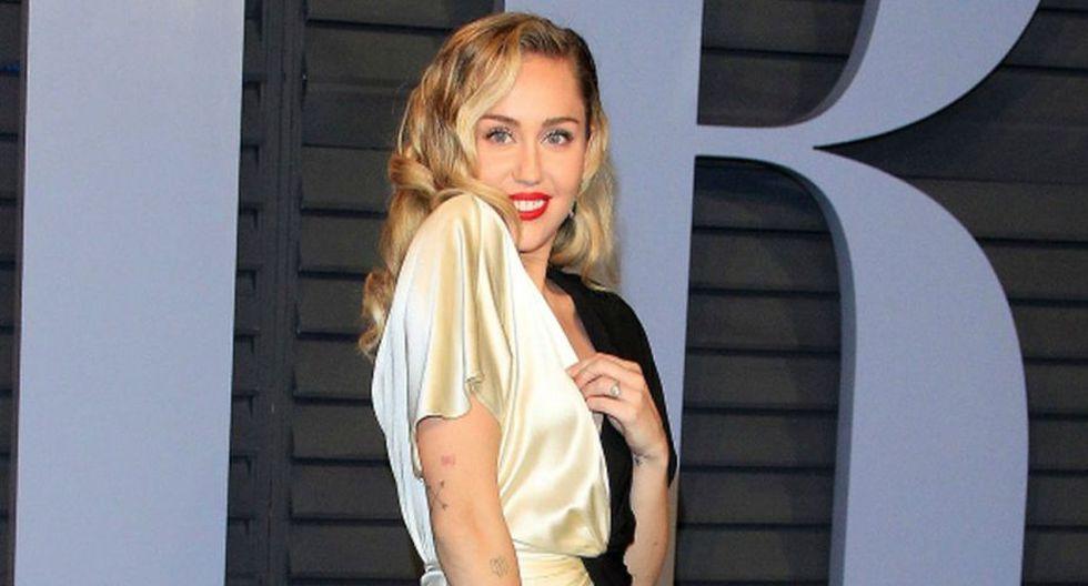 Roban valiosas guitarras de Miley Cyrus en Los Ángeles (Foto: EFE)