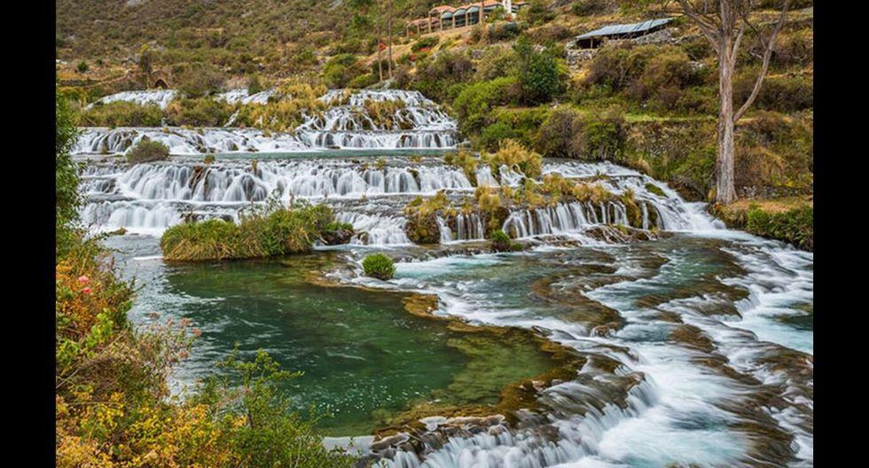 Huancaya está en la sierra de Liam y cuenta con un panorama hermoso. (Archivo / El Comercio)