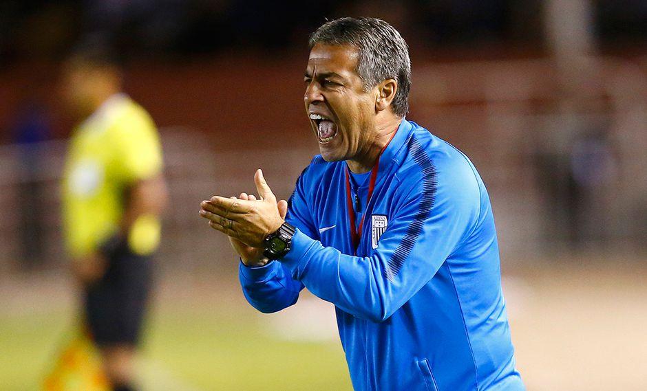 """Alianza Lima: Bengoechea no ve revancha ante Sporting Cristal porque """"no me van a dar el título 2018"""" NCZD"""