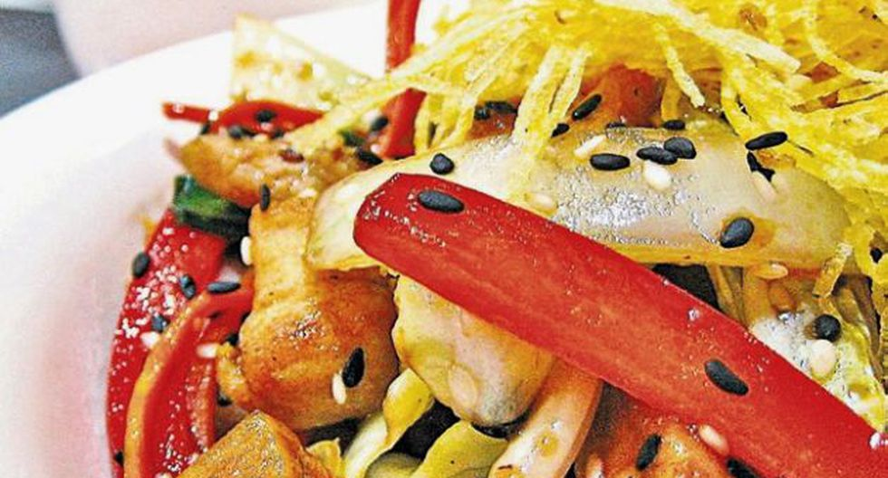 Bambú integra en su menú diversas cocinas asiáticas, pero las principales infl uencias son chinas y japonesas. (Foto: Difusión)
