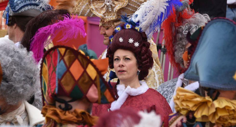 Las celebraciones en la Ciudad de los Canales empezaron el pasado 8 de febrero. (EFE).