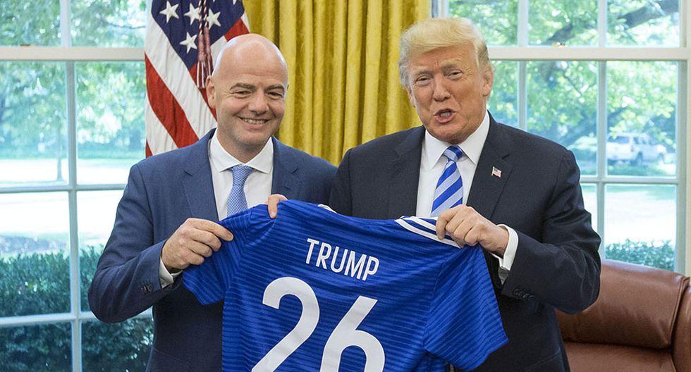 La FIFA entregó la organización del Mundial 2026 a Estados Unidos, Canadá y México. (Foto: EFE)