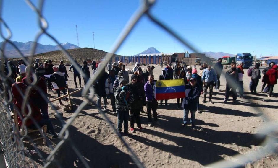 Chile prevé llegada de otros 300,000 venezolanos hasta el 2020