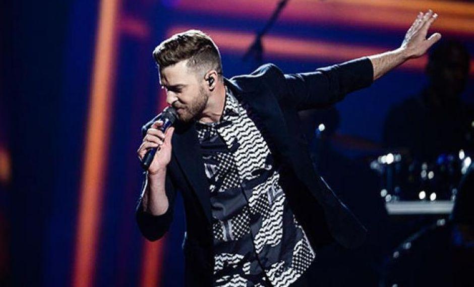Justin Timberlake retoma su gira tras problemas con sus cuerdas vocales (Foto: EFE)
