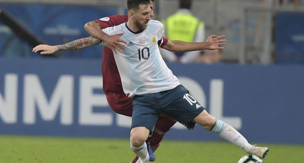 9. Lionel Messi. (Foto: AFP)