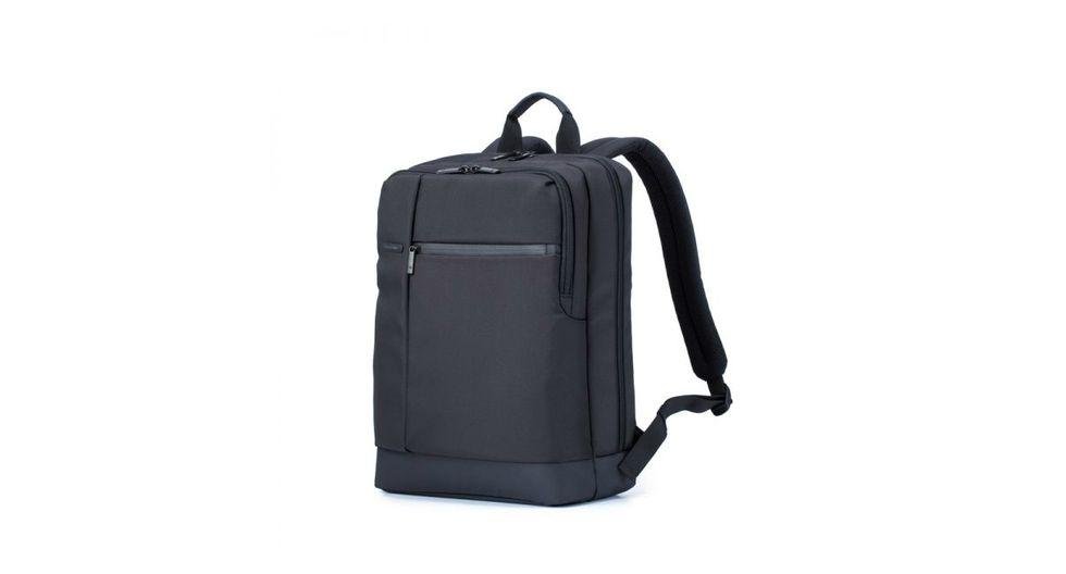 Mochila Mi Business Backpack:Tamaño de 15.6 pulgadas e impermeable a prueba de agua. Precio: S/ 110. (Foto: Xiaomi)