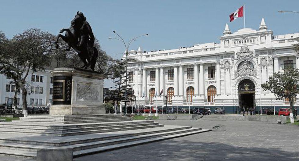 Somos Perú se mostró a favor de que se quiten los beneficios que actualmente tienen los congresistas. (Foto: GEC)