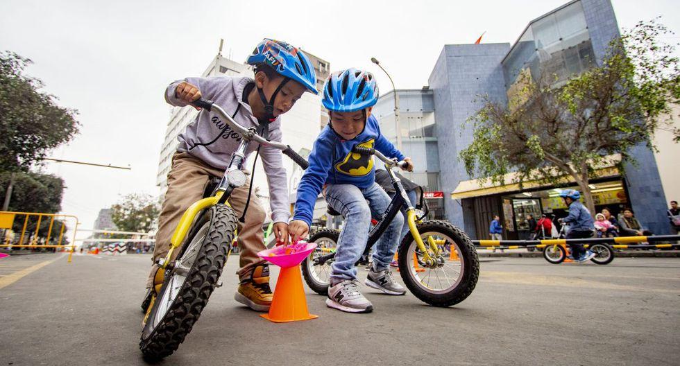Este domingo se realizarán actividades culturales y recreativas en el Centro de Lima. (Difusión)