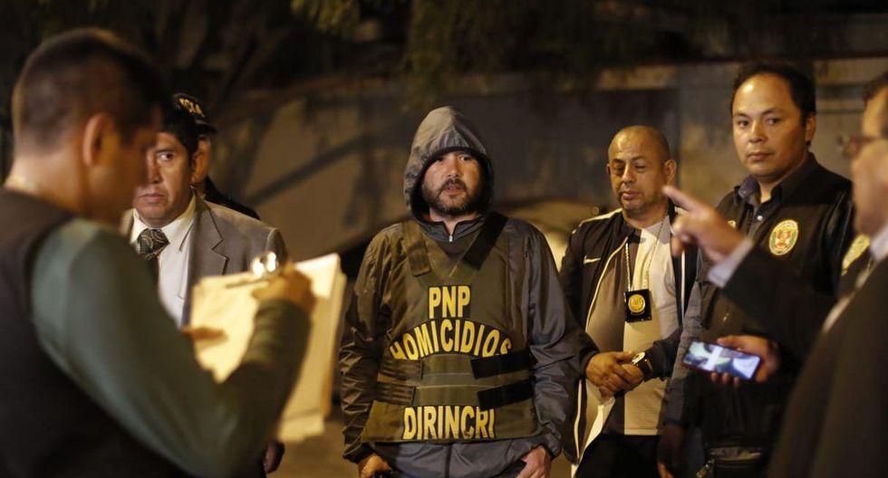 Vicente Orsero Kaji (39) es el principal sospechoso. (Foto: Renzo Salazar)
