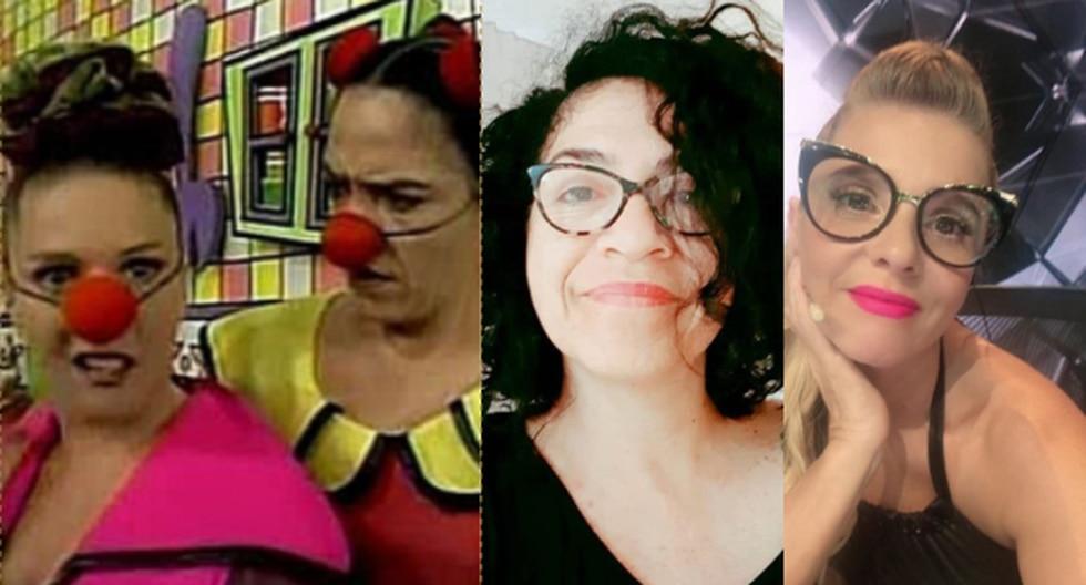 Johanna San Miguel y Wendy Ramos emocionan a sus fans reviviendo a 'Queca' y 'Wendy' (Foto: Instagram)