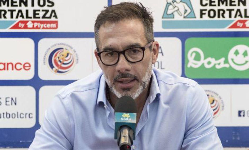 """Perú vs. Costa Rica: Matosas consideró que la 'Blanquirroja' """"no es una selección fácil para enfrentar"""""""