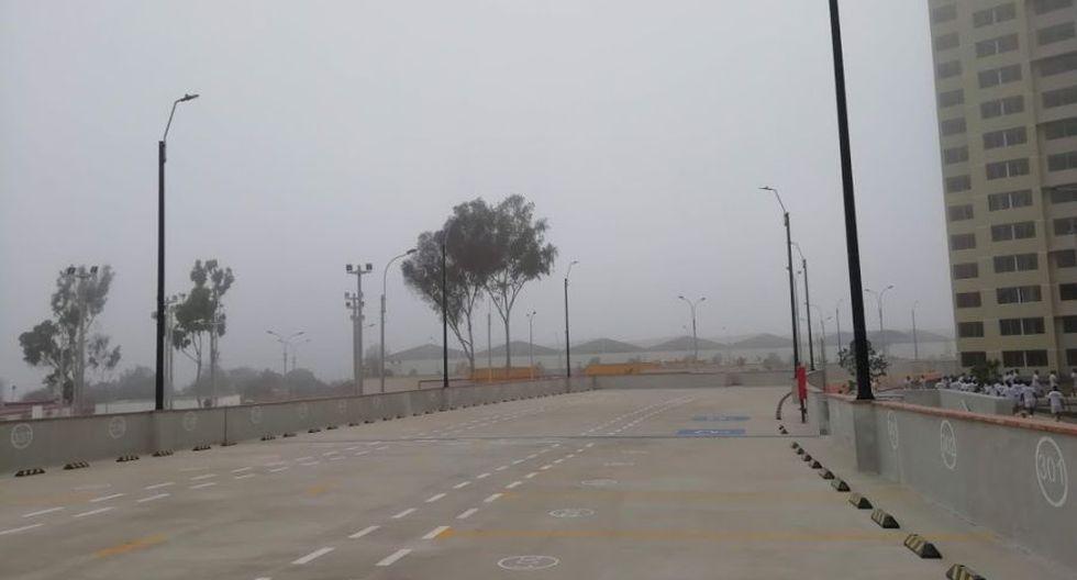 Prueba de funcionamiento de la Villa Panamericana Lima 2019. (Fotos: Publimetro)