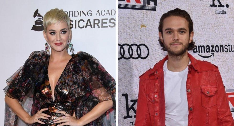 """Katy Perry y Zedd comparten adelantos de su nueva canción """"365"""" (Fotos: AFP)"""
