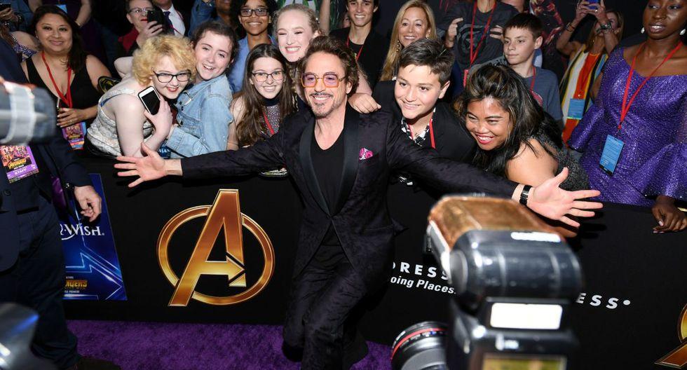Robert Downey Jr. volvería a interpretar a Iron Man. (Foto: AFP)