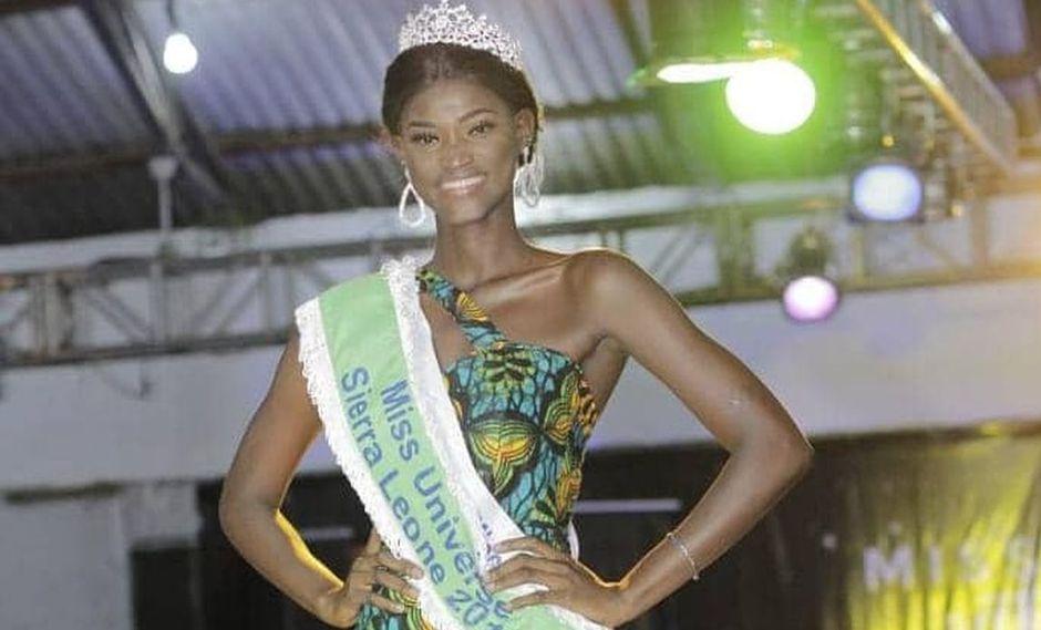 Miss Sierra Leona llegó tarde al Miss Universo 2018 y quedó eliminada [FOTOS]
