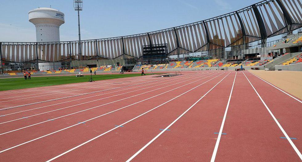 Así luce el estadio de la Videna de San Luis hoy en día para Lima 2019.