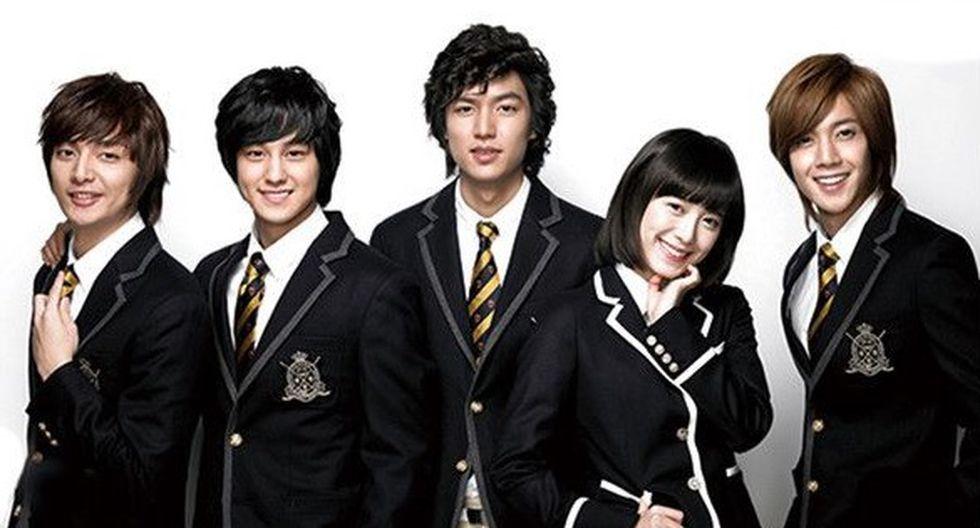 """""""Boys Over Flowers"""" es una de las series coreanas más populares en todo el mundo. (Foto:  KBS)."""
