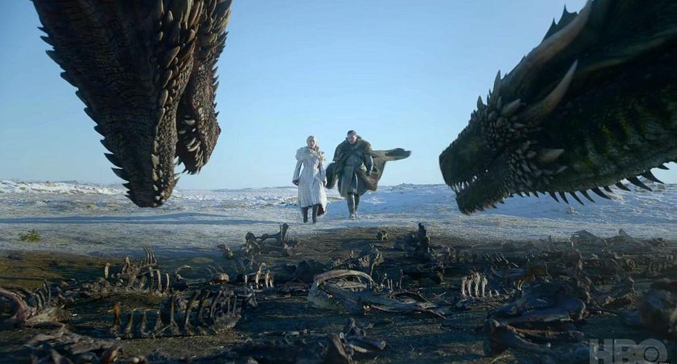 """""""Game of Thrones"""" (2011)  se ubica en el sexto lugar del ranking con un puntaje de 9,4. (Foto: HBO)"""