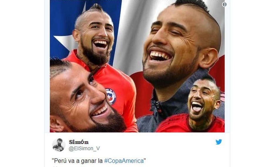 Brasil 2019: los memes chilenos tras el triunfo de Brasil en la final de Copa América.
