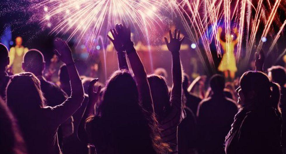 Disfruta y baila para recibir con buena vibra al 2019 con estas canciones. (Foto: Shutterstock)