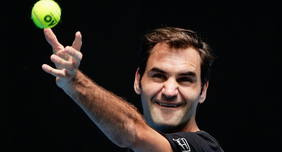 5. Roger Federer. Ganancias: US$93.4 millones | Fuente de riqueza: tenis. (Foto: EFE)