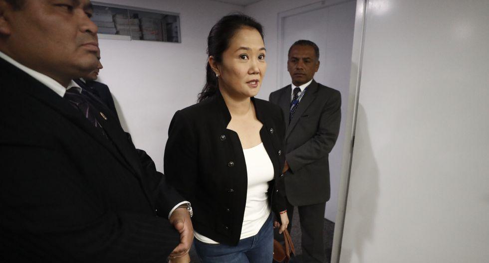 Fujimori Higuchi cumplió aproximadamente 13 meses de prisión preventiva en el Penal Anexo de Mujeres de Chorrillos. (Foto: GEC)