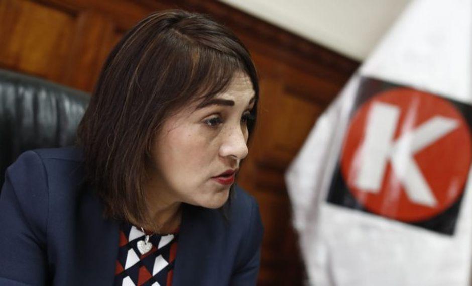 Salazar señaló que Keiko Fujimori será sometida a diferentes exámenes médicos para determinar su diagnóstico.(Foto: GEC)