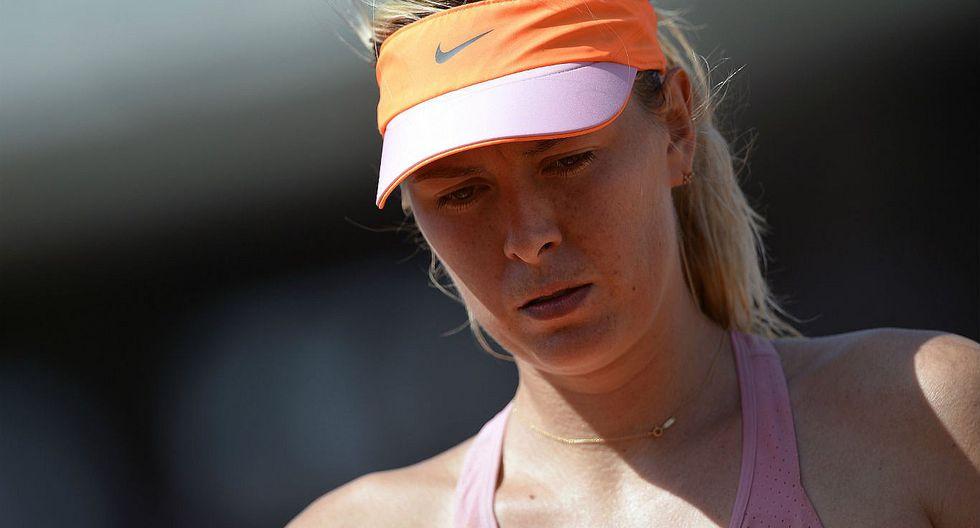 María Sharapova no es más parte del circuito profesional de tenis WTA, tras anunciar su retiro. (Foto: Agencias)