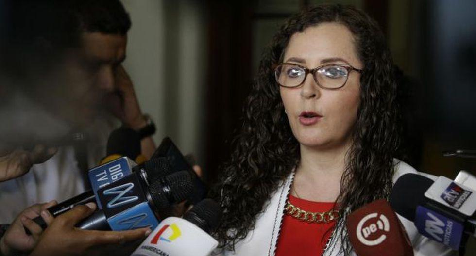 Rosa Bartra indicó que fue la fiscalía del Perú la que no les permitió hacer indagaciones más profundas. (Foto: GEC)