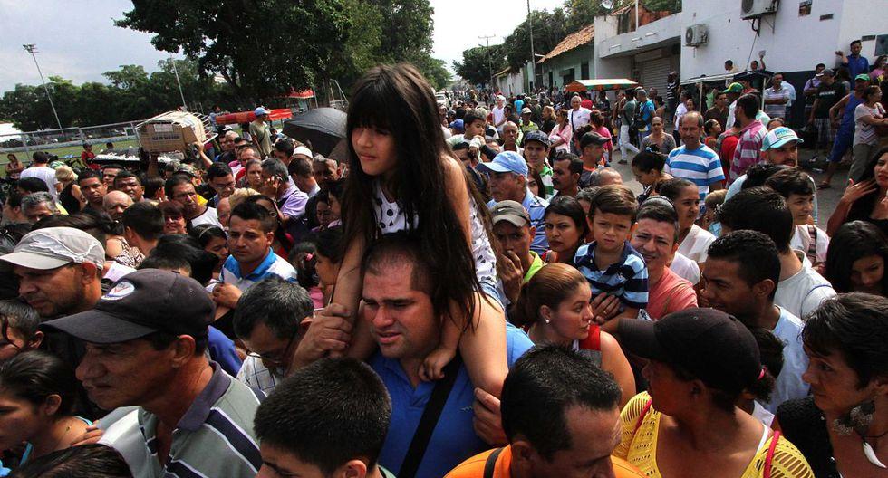 Brasil le concede refugio a 21.432 venezolanos en un mismo día. (AFP)